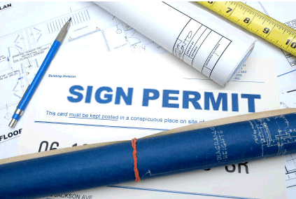 Sign Effectz helps clients through the sign permitting process.