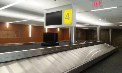 Complete Sign Package for Airport
