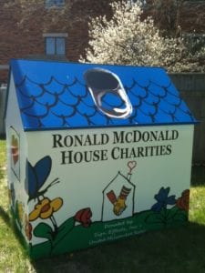 RMHC Front of Structure