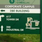 Corporate Sign System
