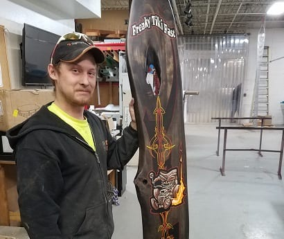 Sign Effectz Welcomes New Sign Fabricator