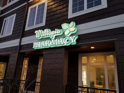 New Pharmacy Signage
