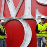 large sign services milwaukee