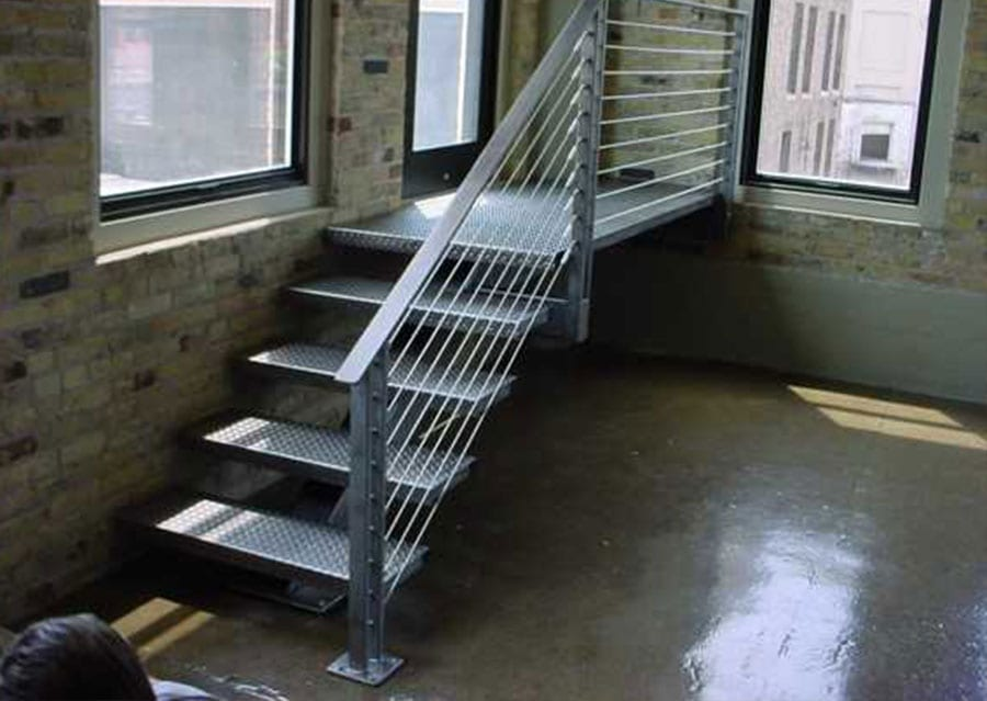 architectural stair products milwaukee