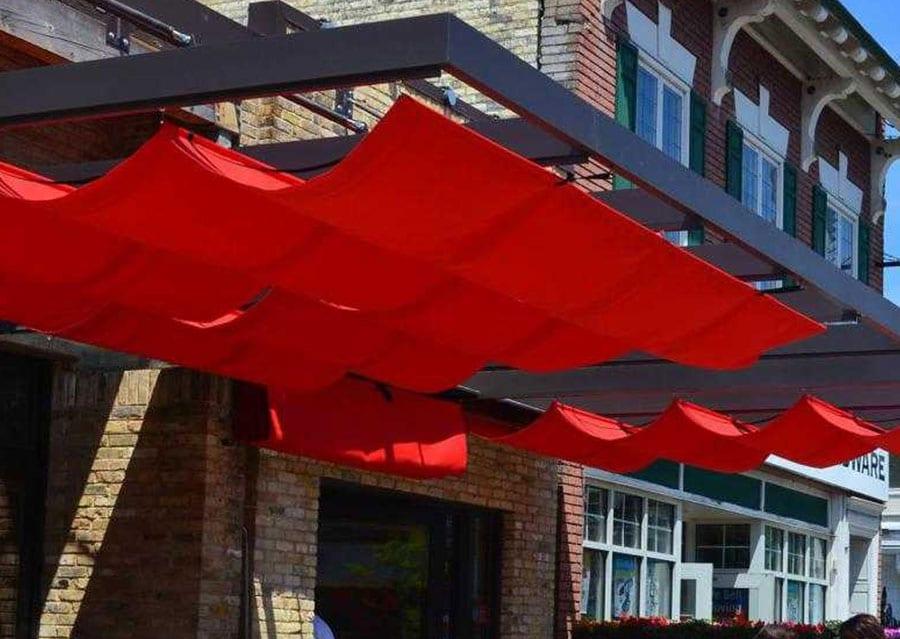canopy installation milwaukee