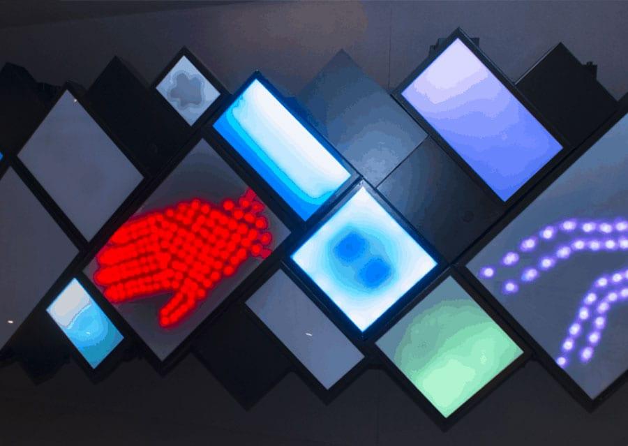 digital display installation milwaukee