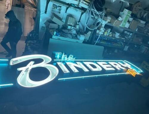 Collaboration and Innovation Contribute to Incredible Sign Design