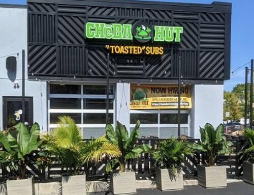 Tasty New Restaurant Signs